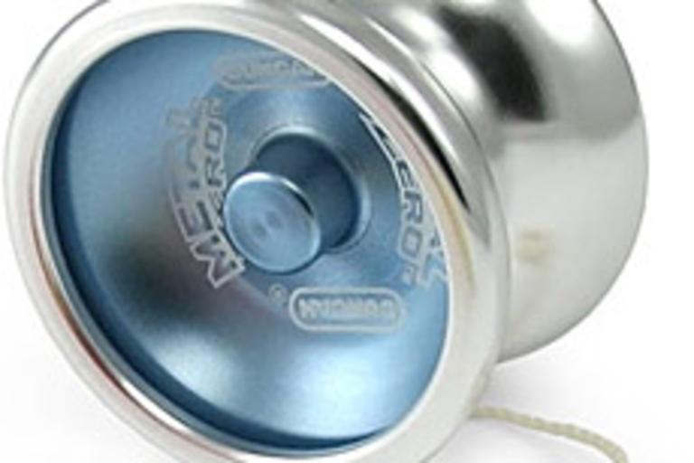 Duncan Metal Zero Yo-Yo