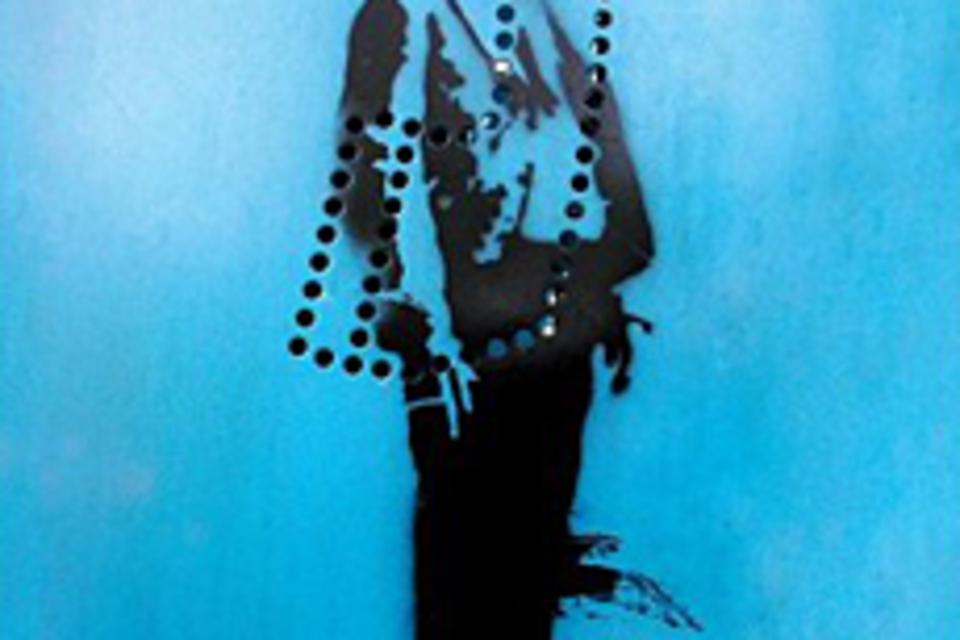 Mexico: Stencil
