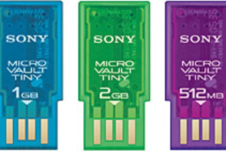Sony Micro Vault Tiny