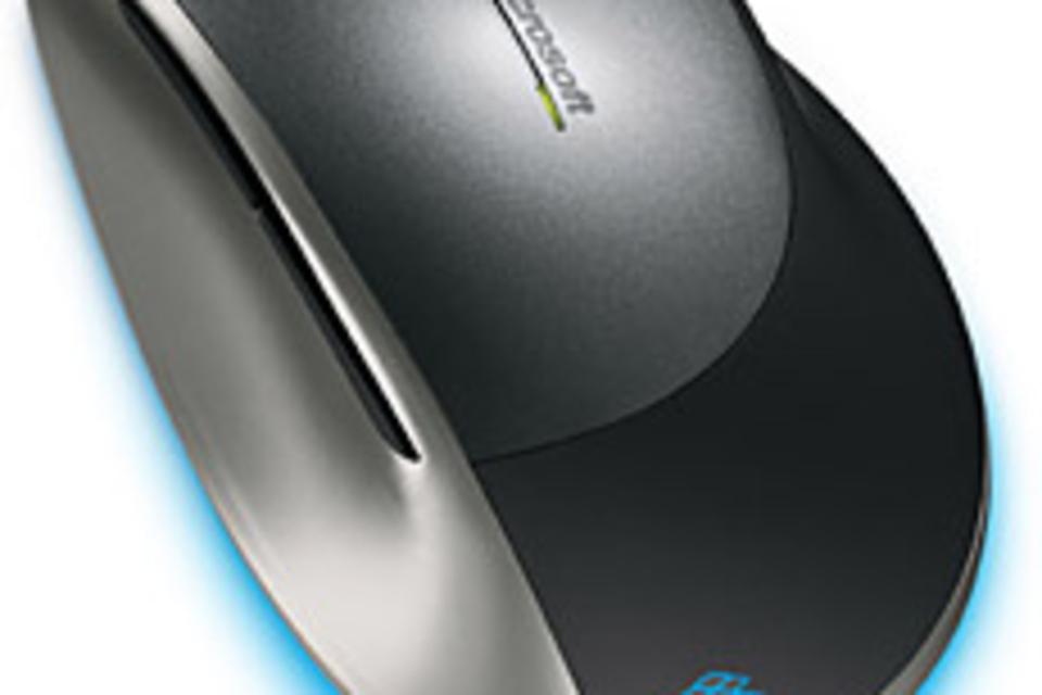 Microsoft BlueTrack Explorer Mouse