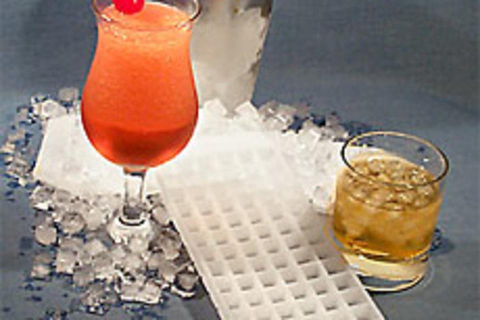 Pro Cocktail Mini Ice Cube Trays