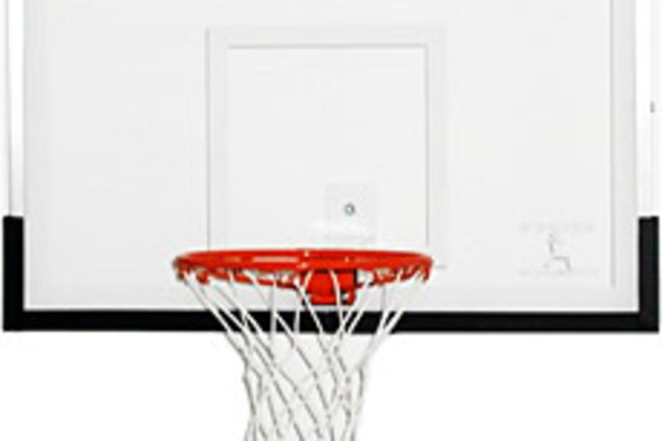 Mini-Pro Basketball Hoop Set