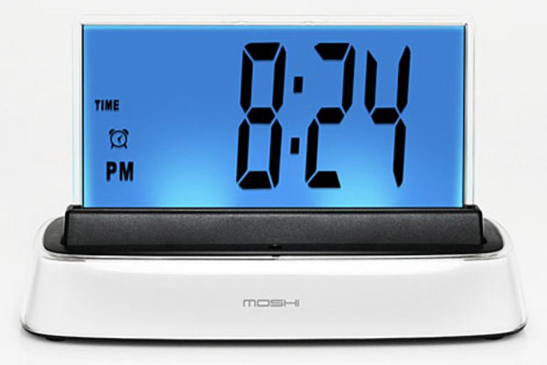 Moshi IVR Alarm clock