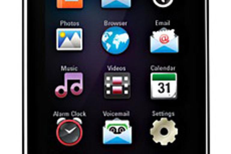 Motorola Evoke