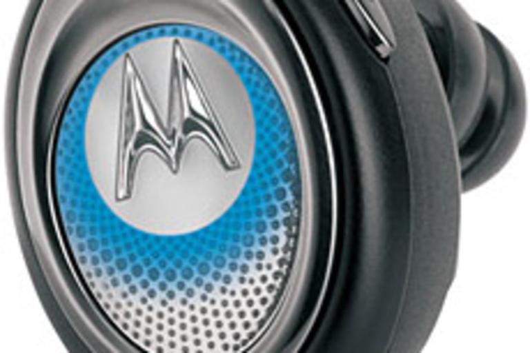 Motorola H5 MiniBlue