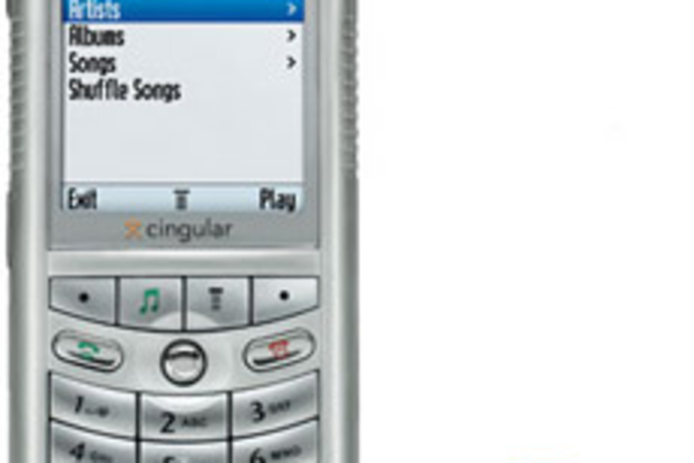 Motorola ROKR E1 iTunes Phone