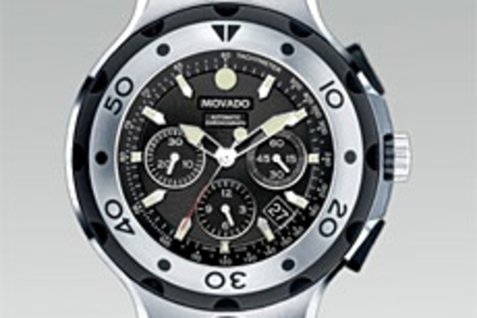 Movado Series 800 Tom Brady Watch