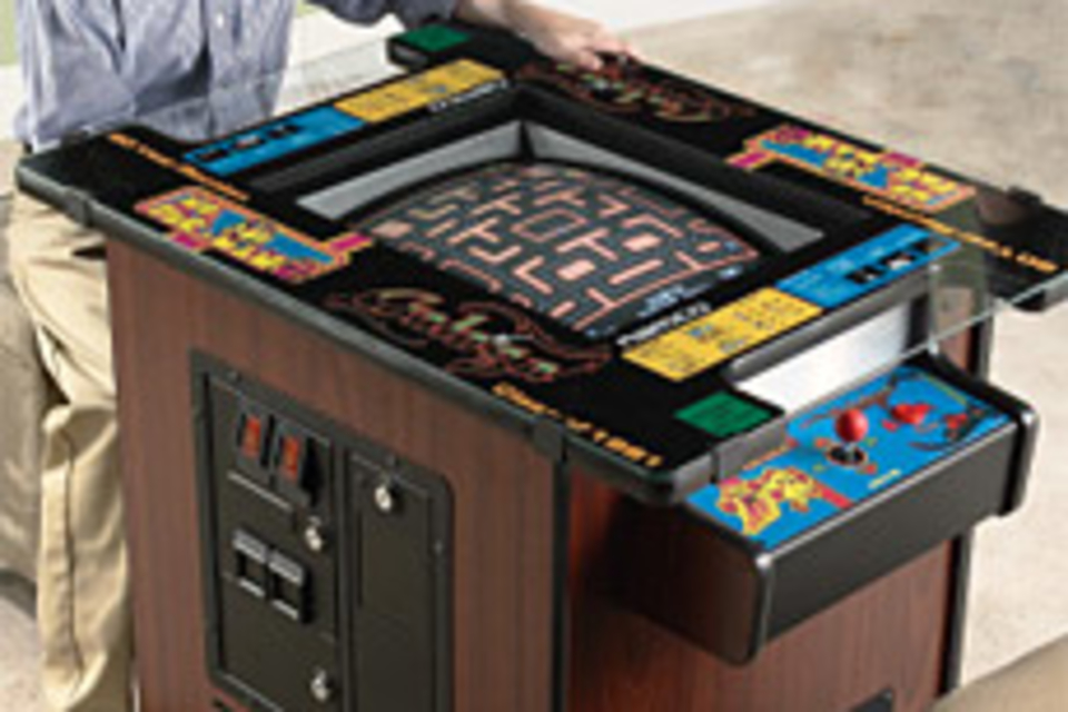 Ms. Pac Man Cocktail Table