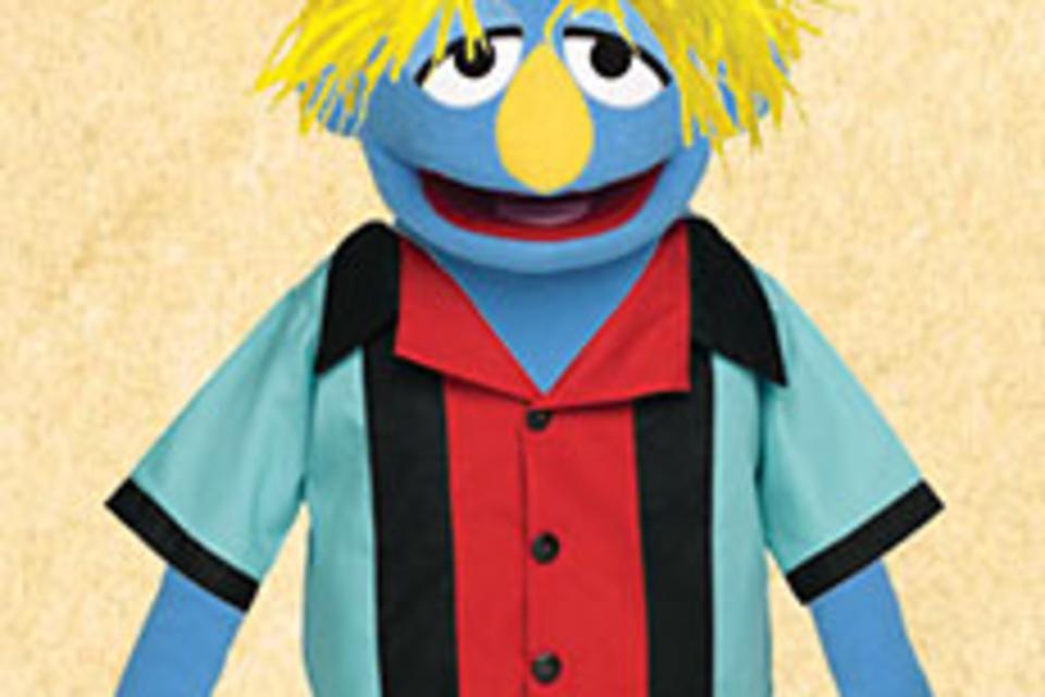 Muppet Whatnot Puppet