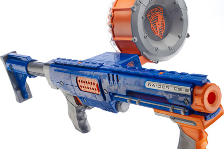 Nerf N-Strike Raider Rapid Fire CS 35