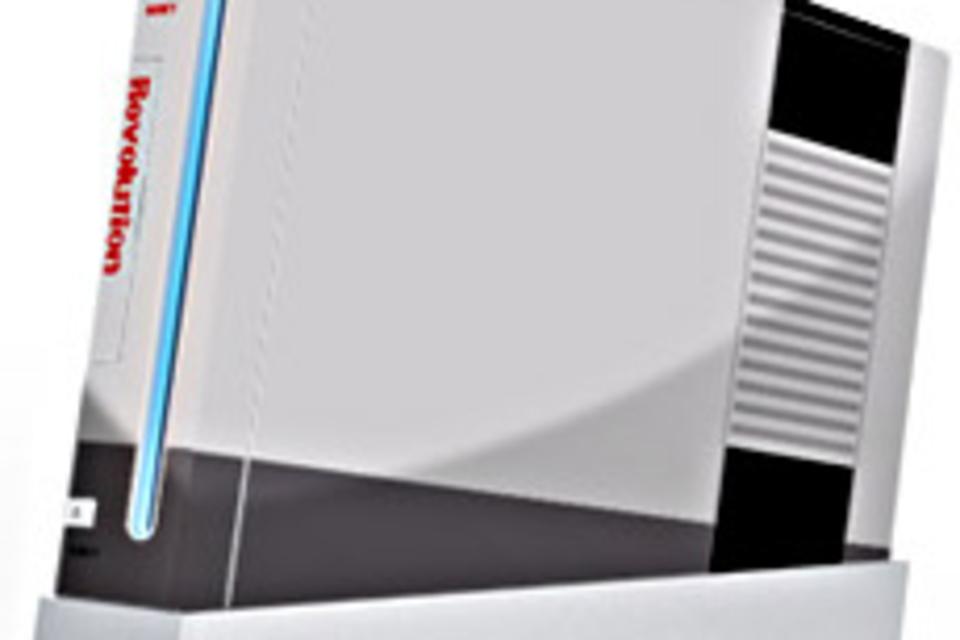 NES Wii Skin