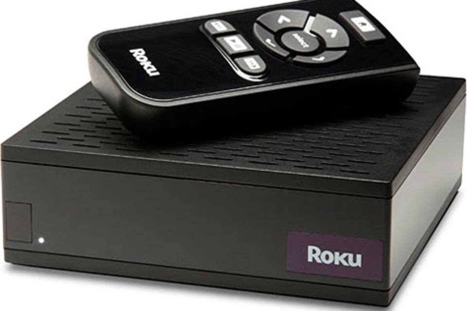 Netflix Player by Roku