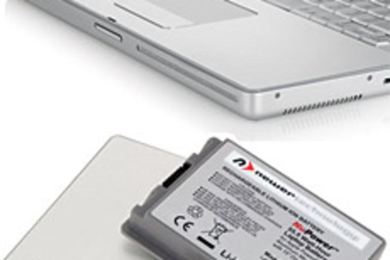 NuPower 55.5 Watt-Hour PowerBook Battery