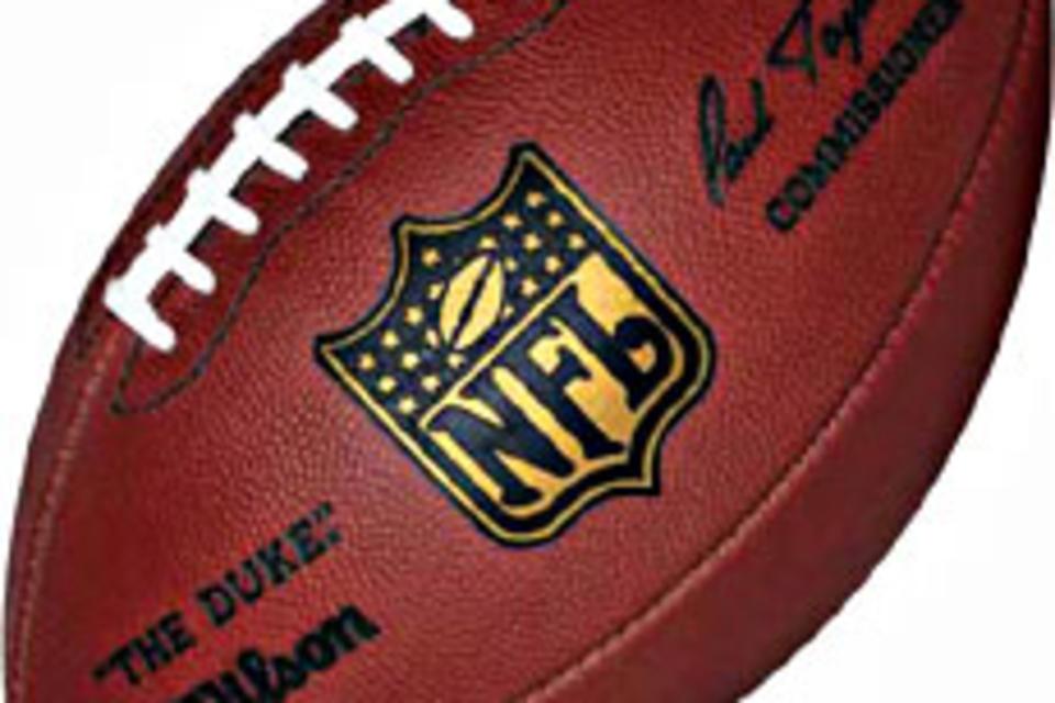 Wilson Official NFL Game Ball