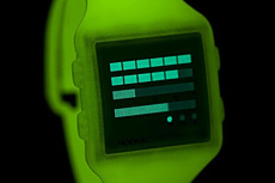 Nooka Glow Zub Zen H Watch