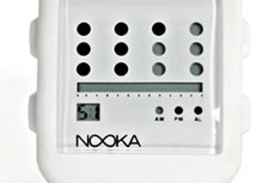 Nooka Zub Zot Watch