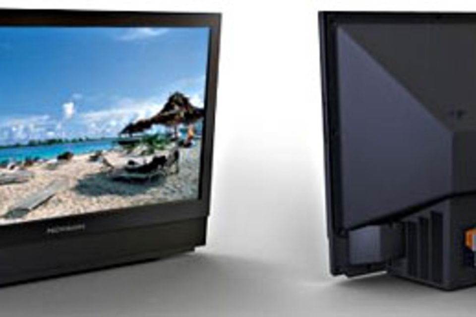 NuVision 52LEDLP TV