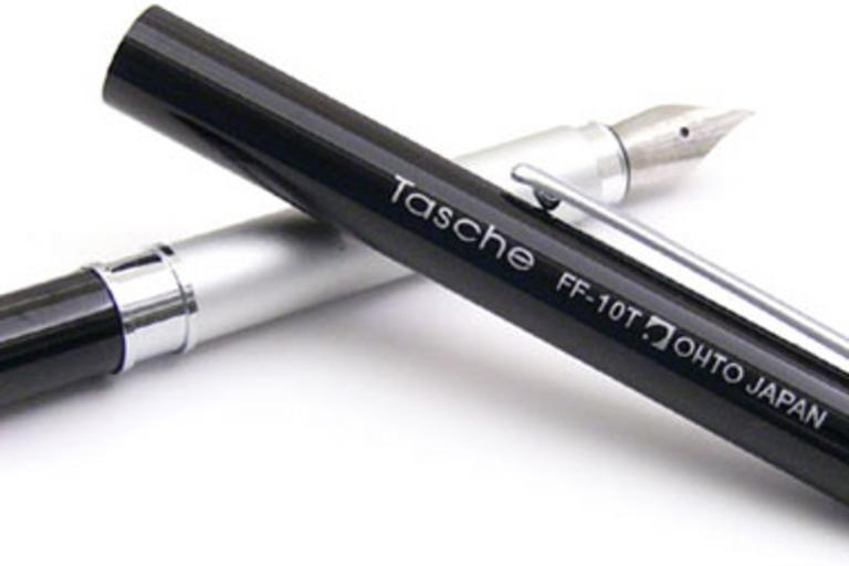 Ohto Tasche Fountain Pen