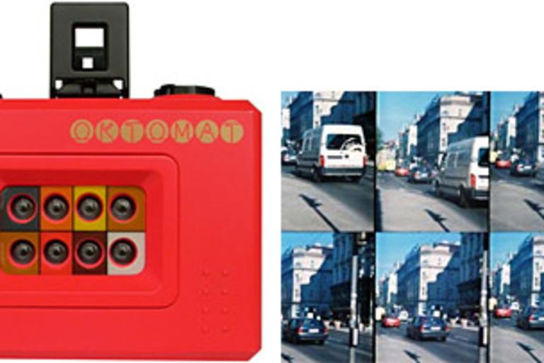 Lomo Oktomat Camera