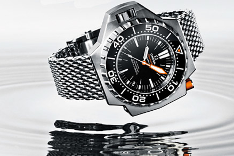 Omega 2009 Ploprof Divers Watch