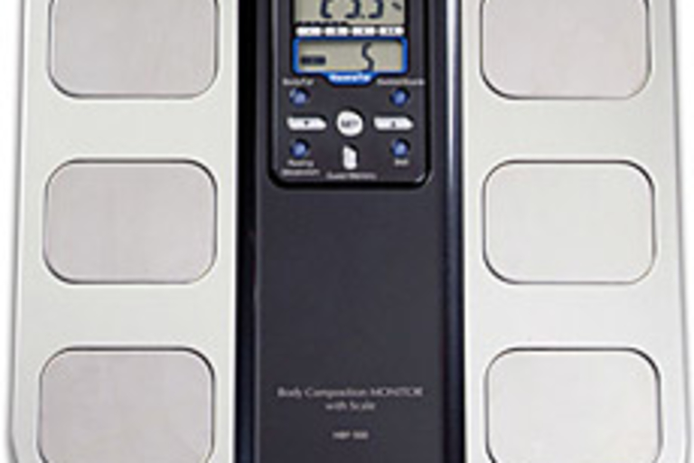 Omron Body Fat Monitor and Scale