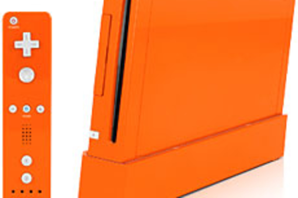 ColorWare Custom Painted Game Consoles