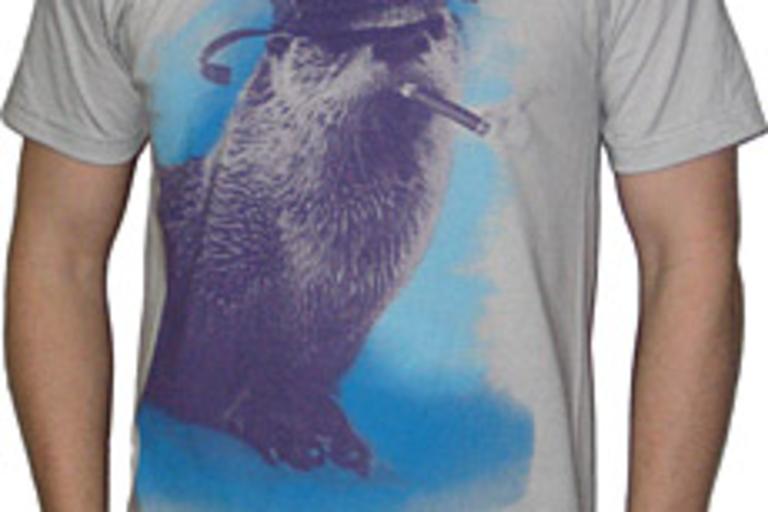 Otter-tude T-Shirt