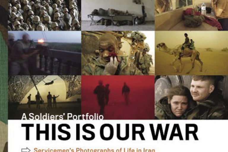 This is Our War: A Soldier's Portfolio