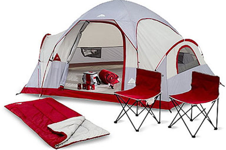 Ozark Trail 33-Piece Camping Set