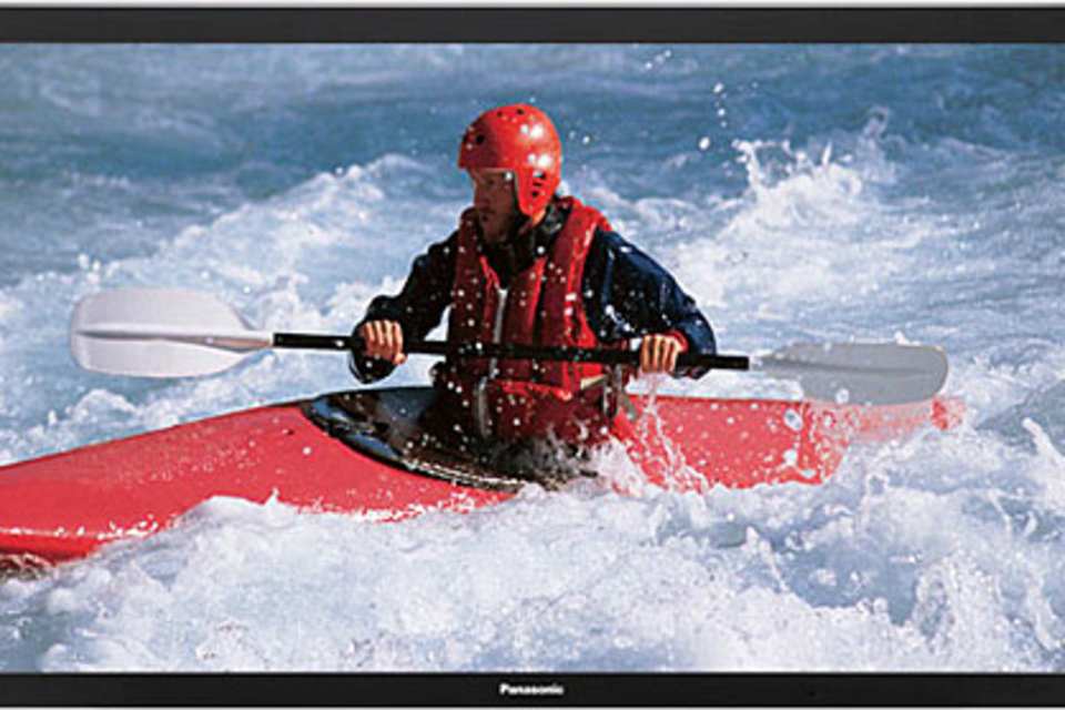 Panasonic 103-inch HD Plasma Display