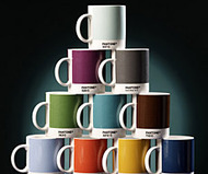 Pantone Coffee Mugs