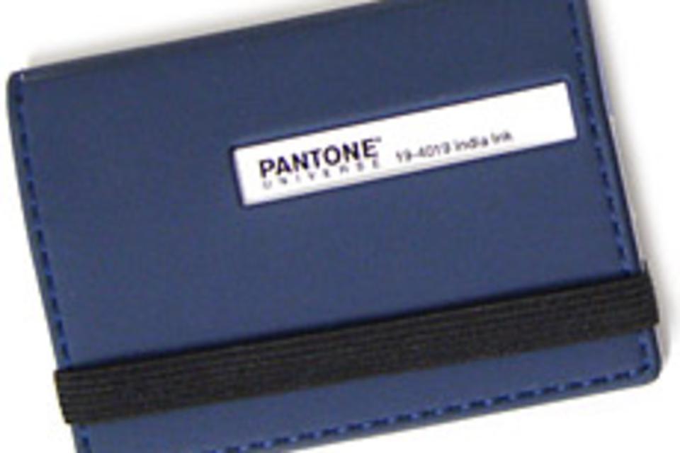 Pantone Wallet