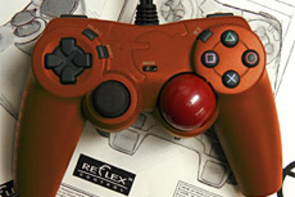 Paradox PS2 Controller