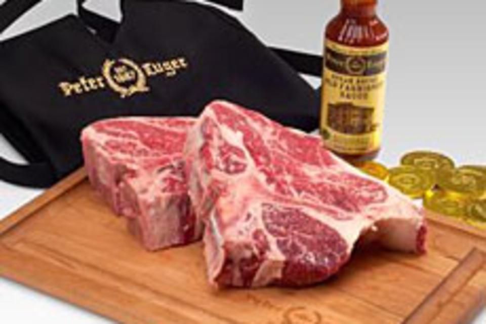 Peter Luger Ultimate Steak Gift Set