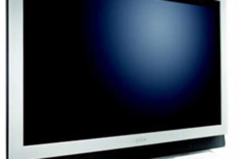 Philips 50-inch Plasma HDTV with Ambilight