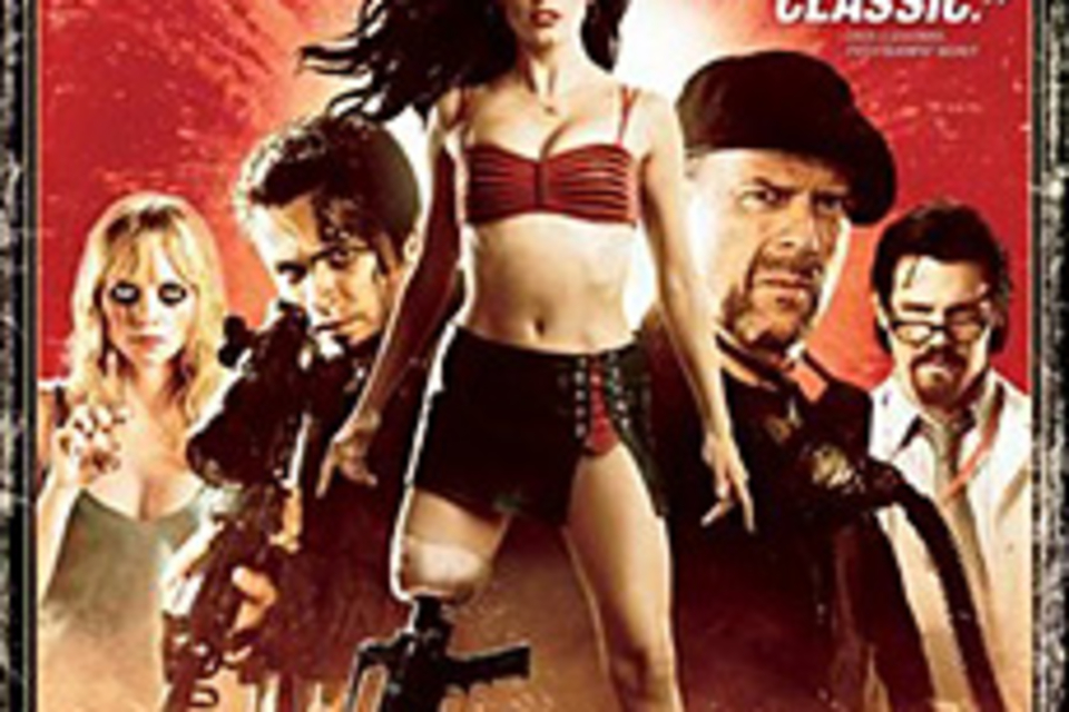 Planet Terror - Extended and Unrated