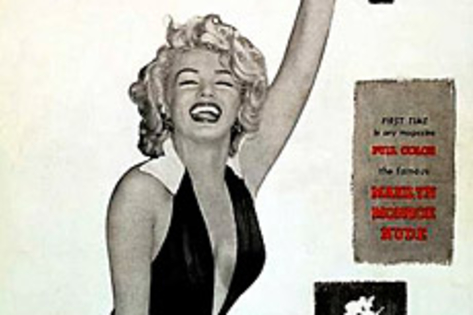 Playboy December 1953 Reprint