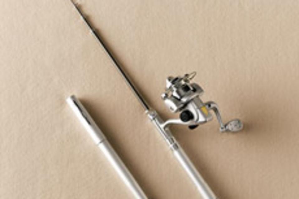 Pocket Fishing Pole