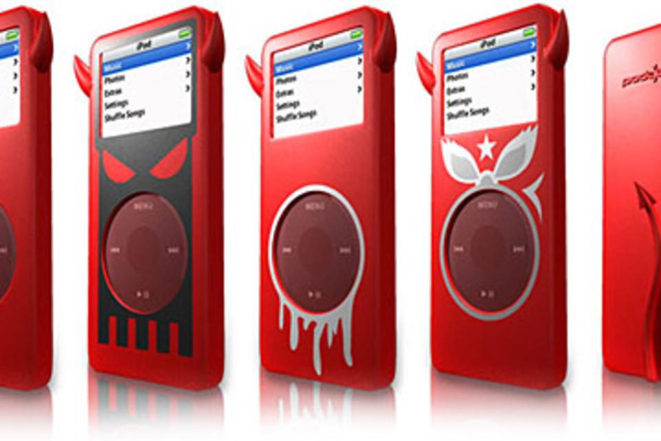 Podstar iPod nano Cases