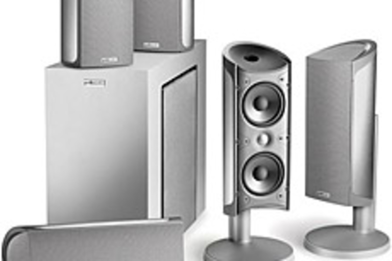 Polk 5.1 Channel Home Theater Speaker System