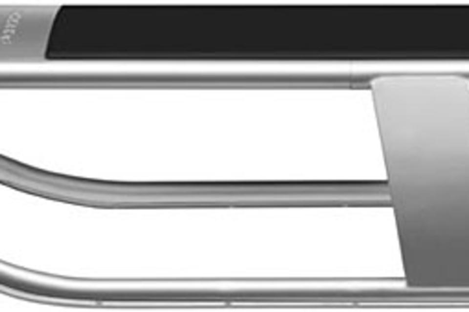 Porsche Design Aluminum Sled