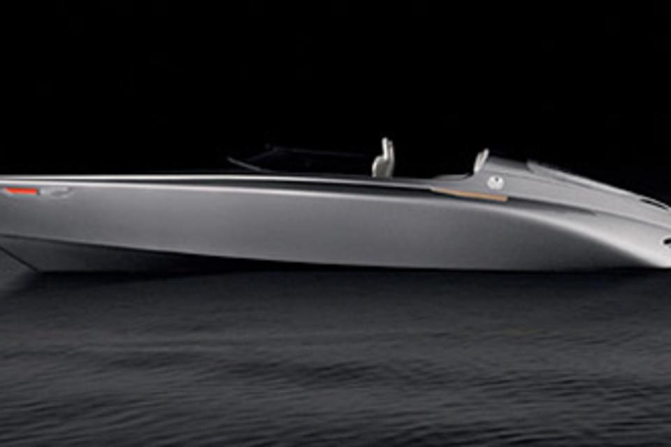 Porsche Design Fearless 28 Yacht