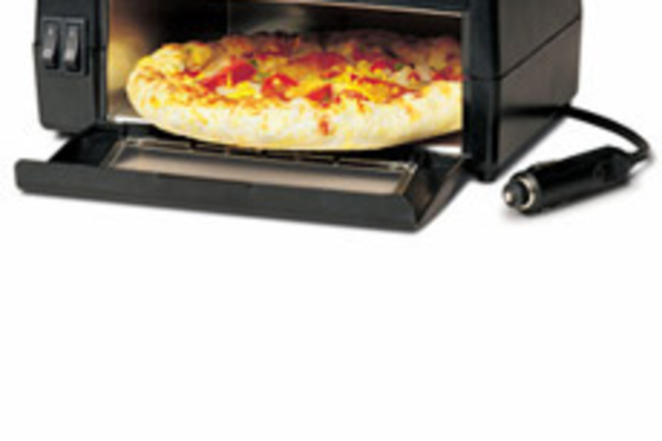 12-Volt Portable Oven and Pizza Maker