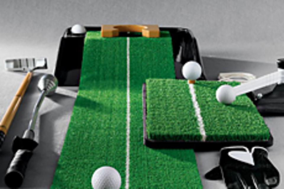 Practice Makes Perfect Golf Set