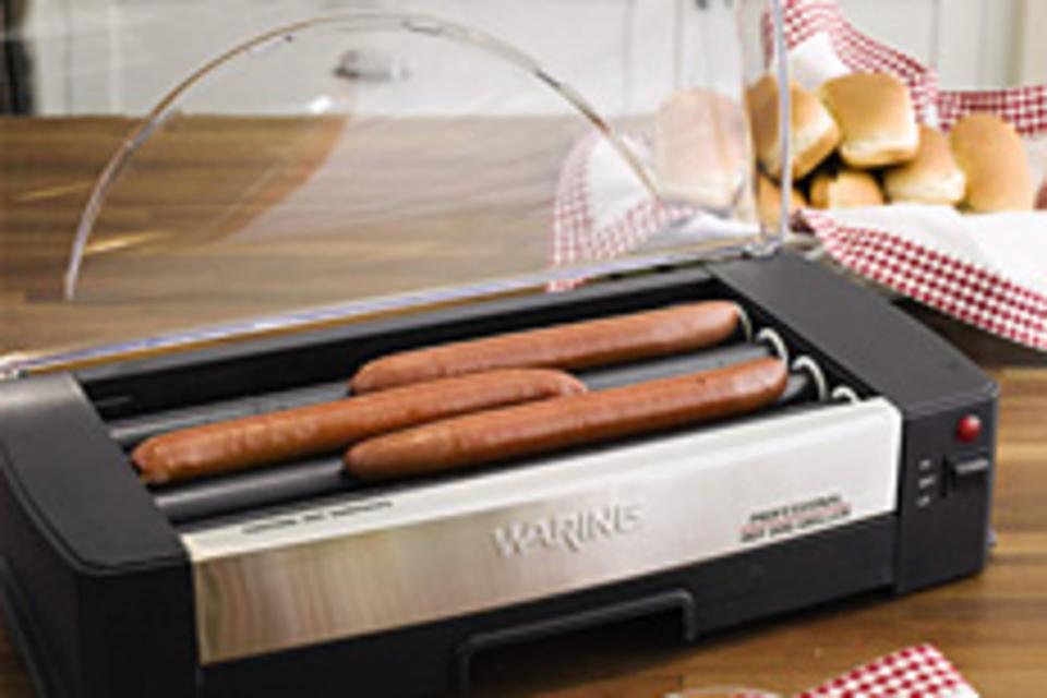 Waring Pro Hot-Dog Griller