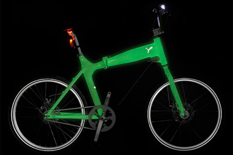 Puma Stealth Visibility Bike
