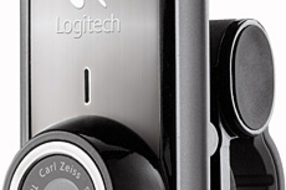 Logitech QuickCam Pro for Notebooks