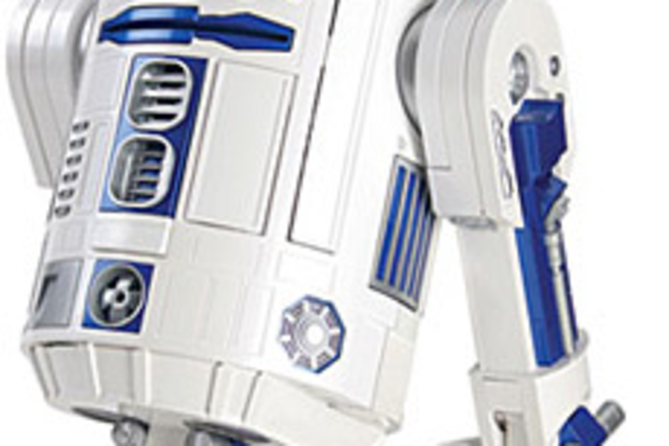 R2-D2 Digital Audio and Video Projector