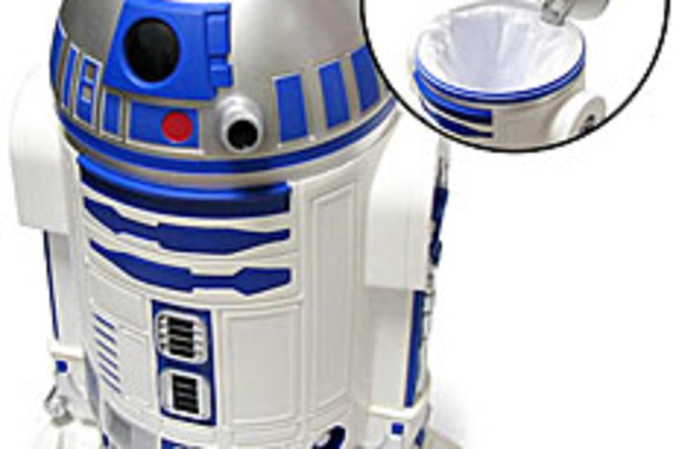Star Wars R2-D2 Trashcan | Uncrate