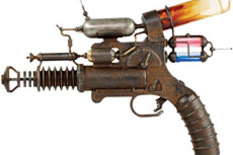 Weta Ray Gun